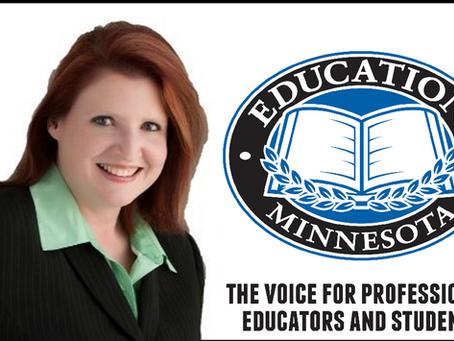 Education MN Endorses Lindstrom for Minnesota