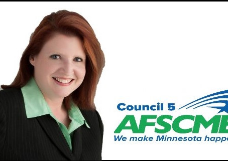 Lindstrom Endorsed by AFSCME Council 5