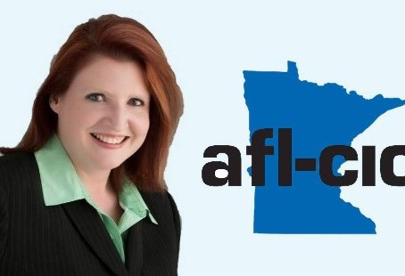 Lindstrom Earns MN AFL-CIO Endorsement