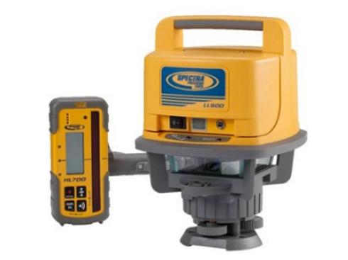 Spectra LL500 Grade Laser