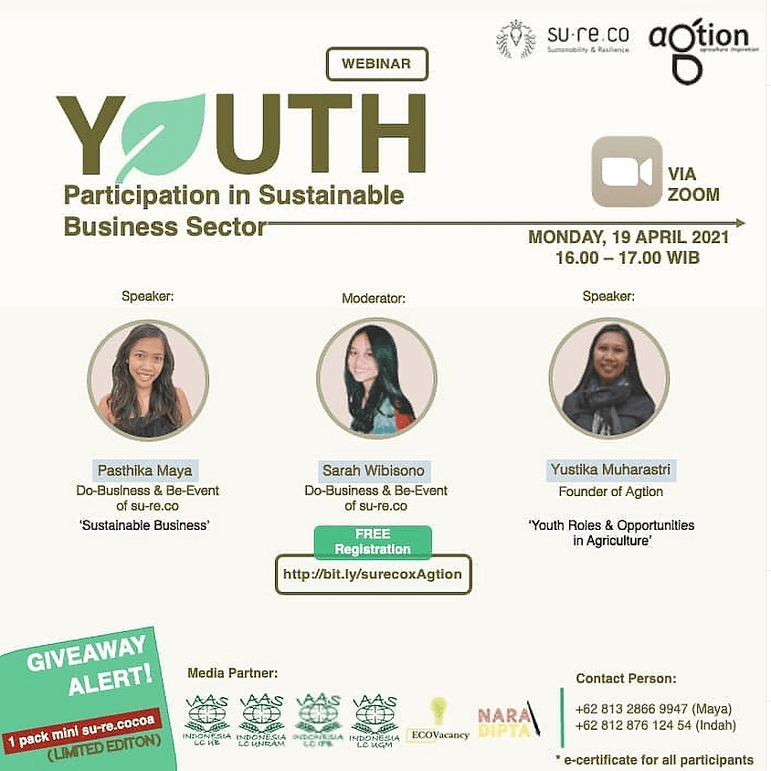 Youth Participation in Sustainable Business Sector
