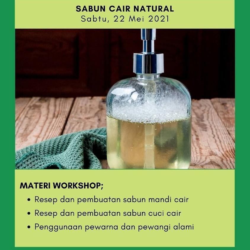 Sabun Cair Natural