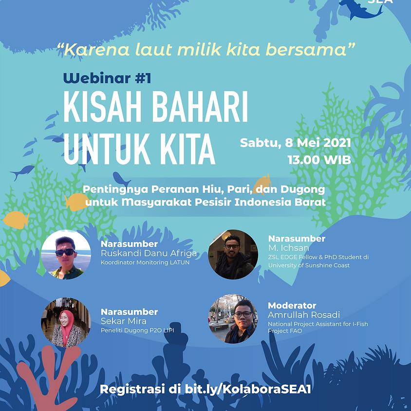 Pentingnya Peranan Hiu, Pari dan Dugong untuk Masyarakat Pesisir Indonesia Barat