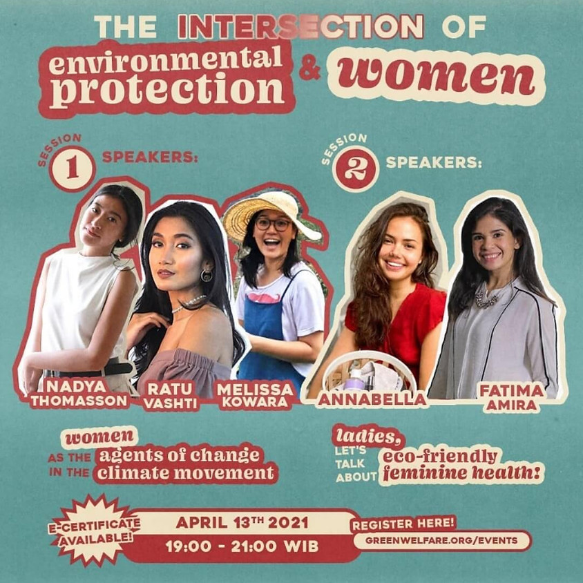 The Intersection of Envronmental Protection & Women