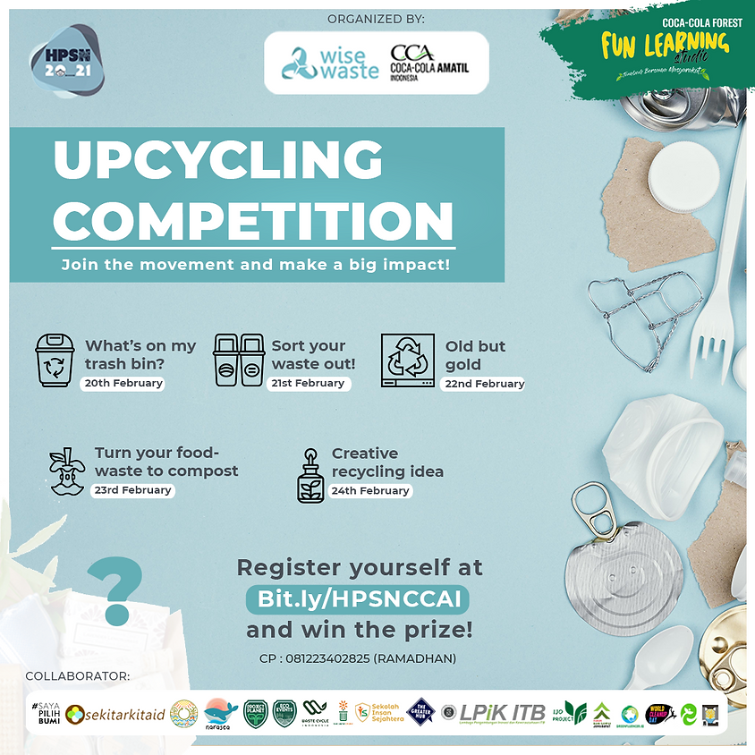 Upcycling Competition
