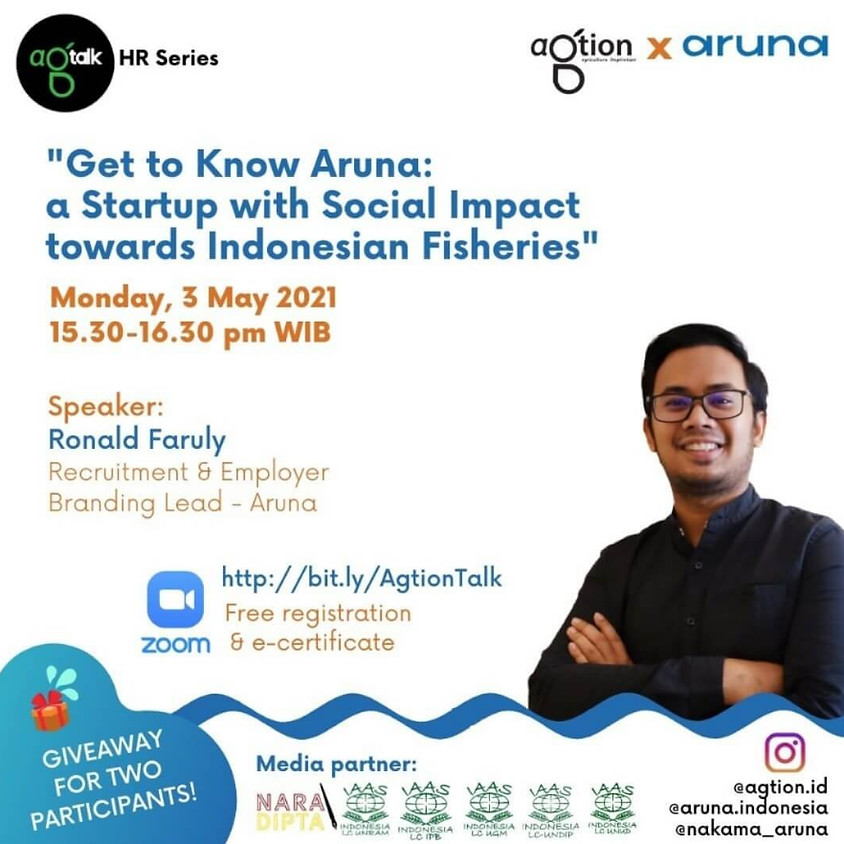 Get to Know Aruna: A Startup with Social Impact towards Indonesian Fisheries