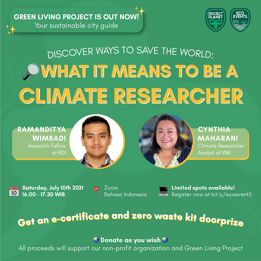 What It Means To Be A Climate Researcher