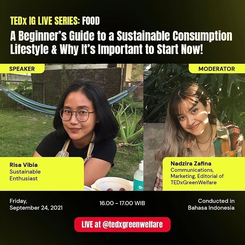 A Beginner's Guide to a Sustainable Consumption Lifestyle & Why It's Important to Start Now