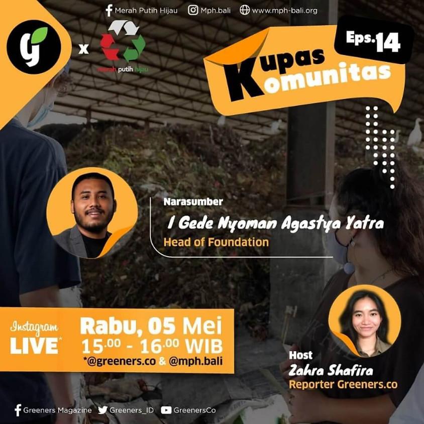 Bagaimana proses pengelolaan sampah oleh BUMDesa di Bali?