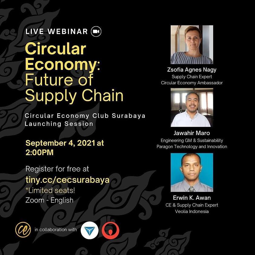Circular Economy: Future of Supply Chain