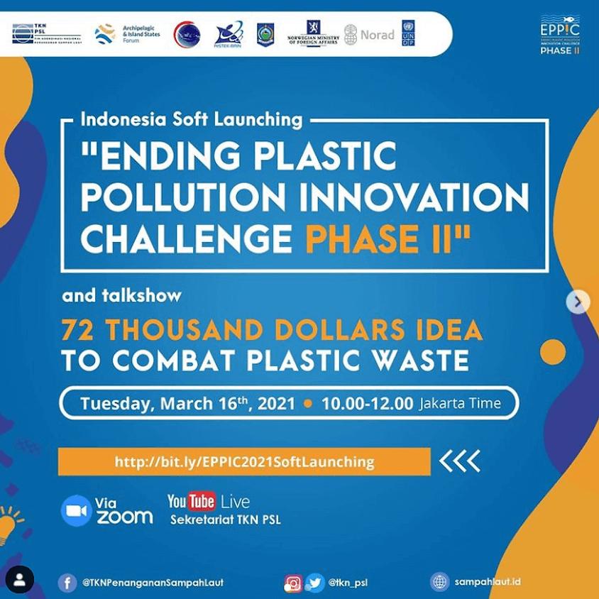 Ide 72 Ribu Dollar Untuk Memerangi Sampah Plastik