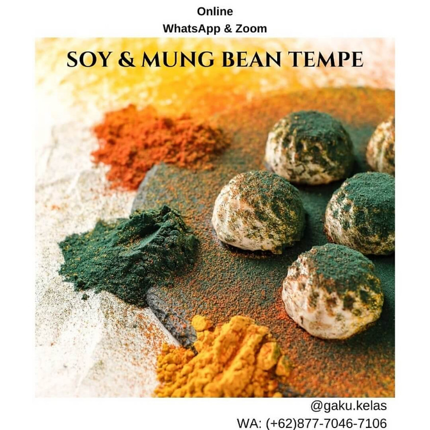 Soy & Mungbean Tempe
