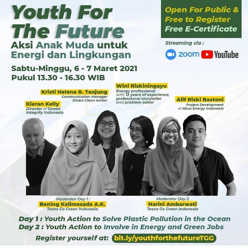 Aksi Anak Muda untuk Energi dan Lingkungan