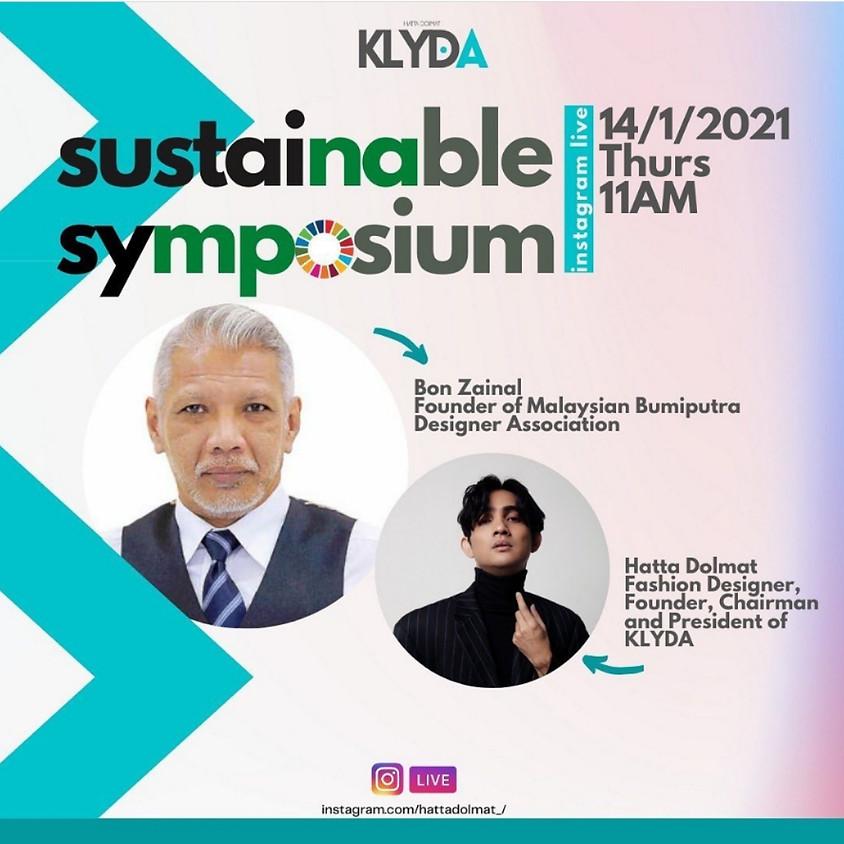 Sustainable Symposium with Bon Zainal