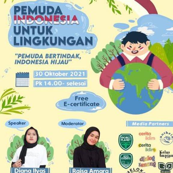 Pemuda Bertindak, Indonesia Hijau