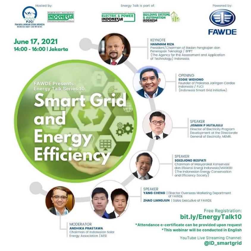 Smart Grid and Energy Efficiency
