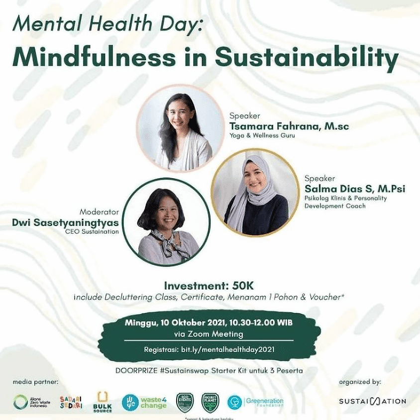 Mindfulness in Sustainability
