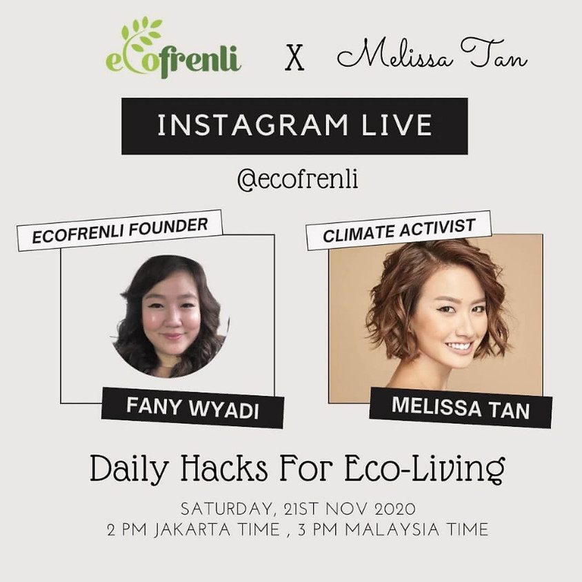 Daily Hacks for Eco Living