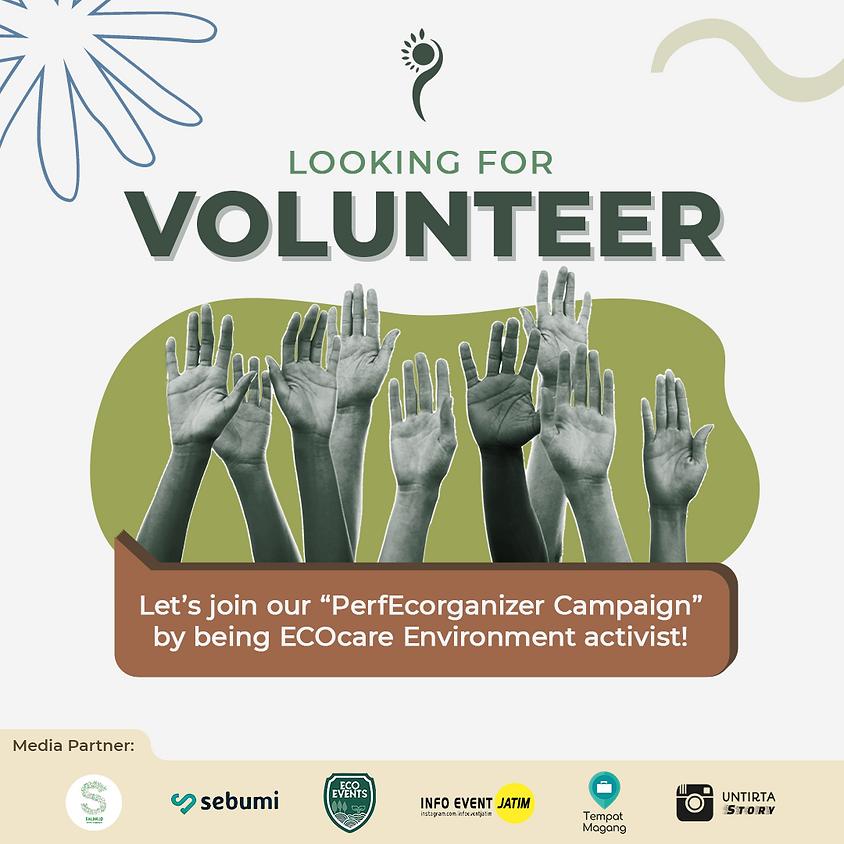 Volunteer: ECOcare Environment Activist