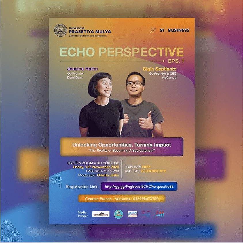 ECHO PERSPECTIVE: Unlocking Opportunities, Turning Impact