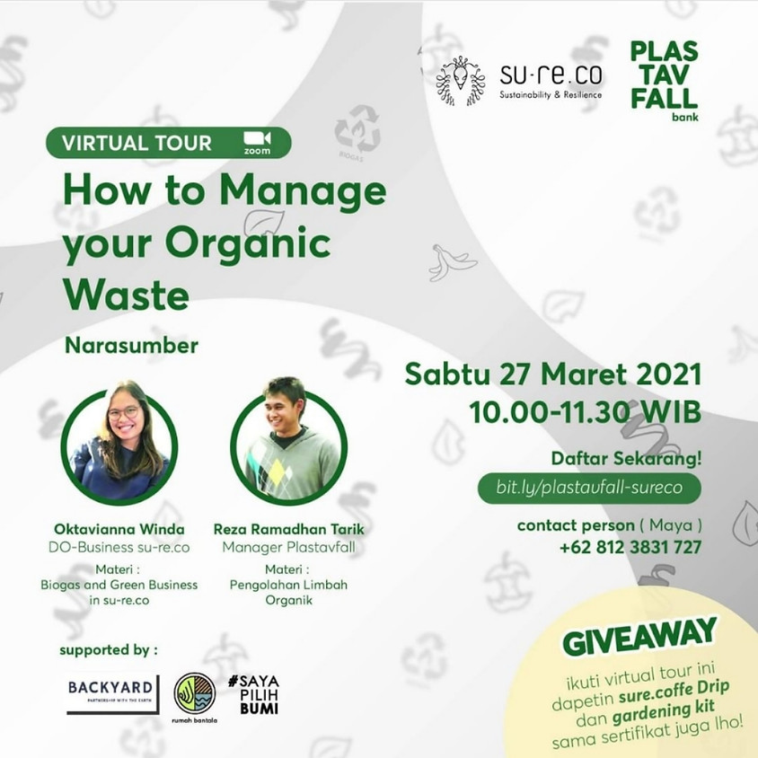 How to Manage Your Organic Waste