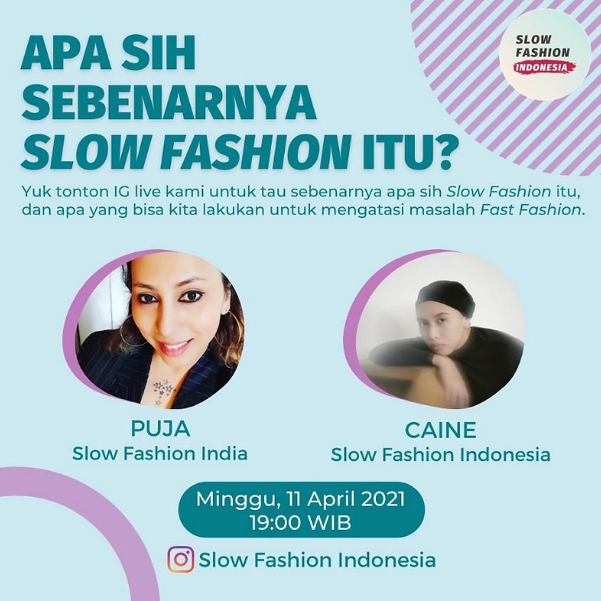 Apa Sih Sebenarnya Slow Fashion itu?