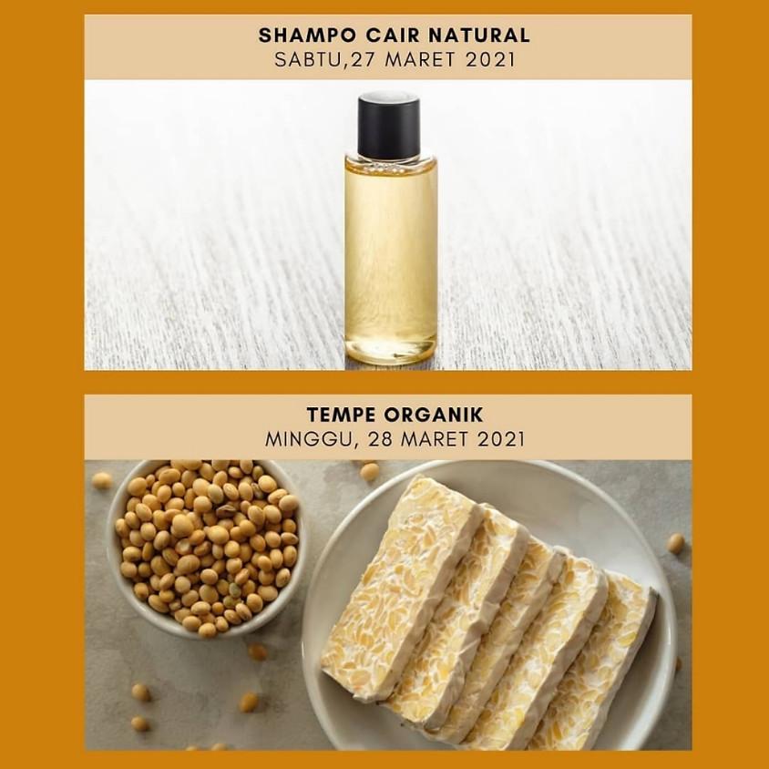 Shampoo Cair Natural