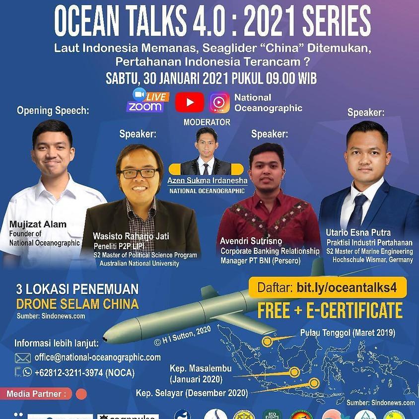 """Laut Indonesia Memanas, Seaglider """"China"""" Ditemukan, Pertahanan Indonesia Terancam?"""