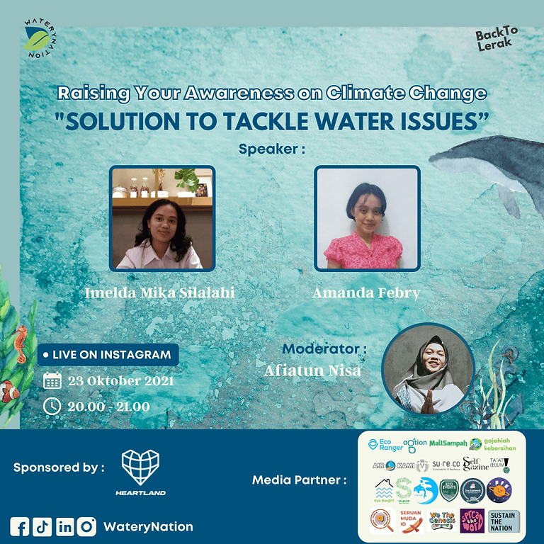 Solution To Tackle Water Issues