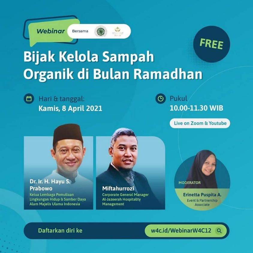 Bijak Kelola Sampah Organik di Bulan Ramadhan