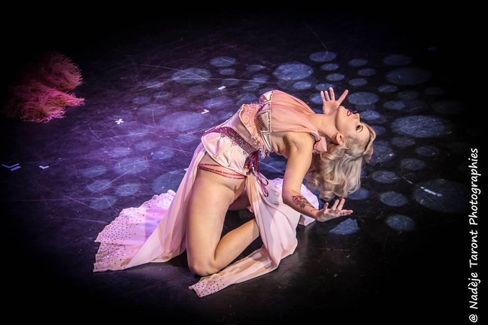 Montreal Burlesque Festival 2014