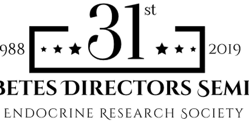31st Annual Diabetes Directors Seminar