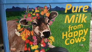 Dairy Trailer