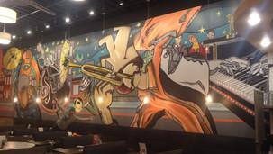 Mural at Jam!