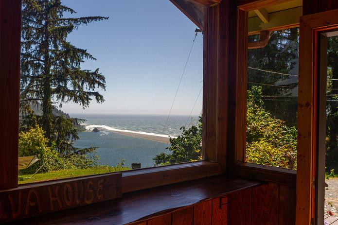 Requa House View