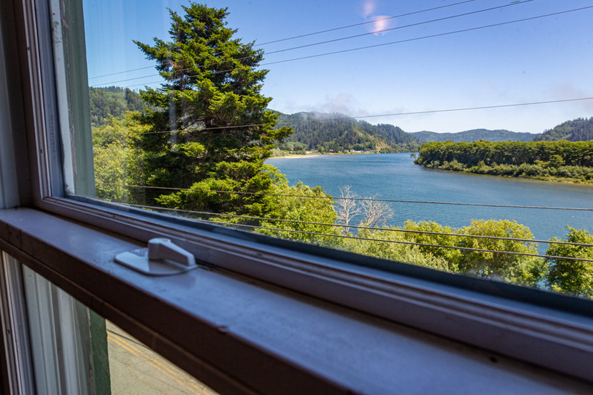 The Historic Requa Inn Room View