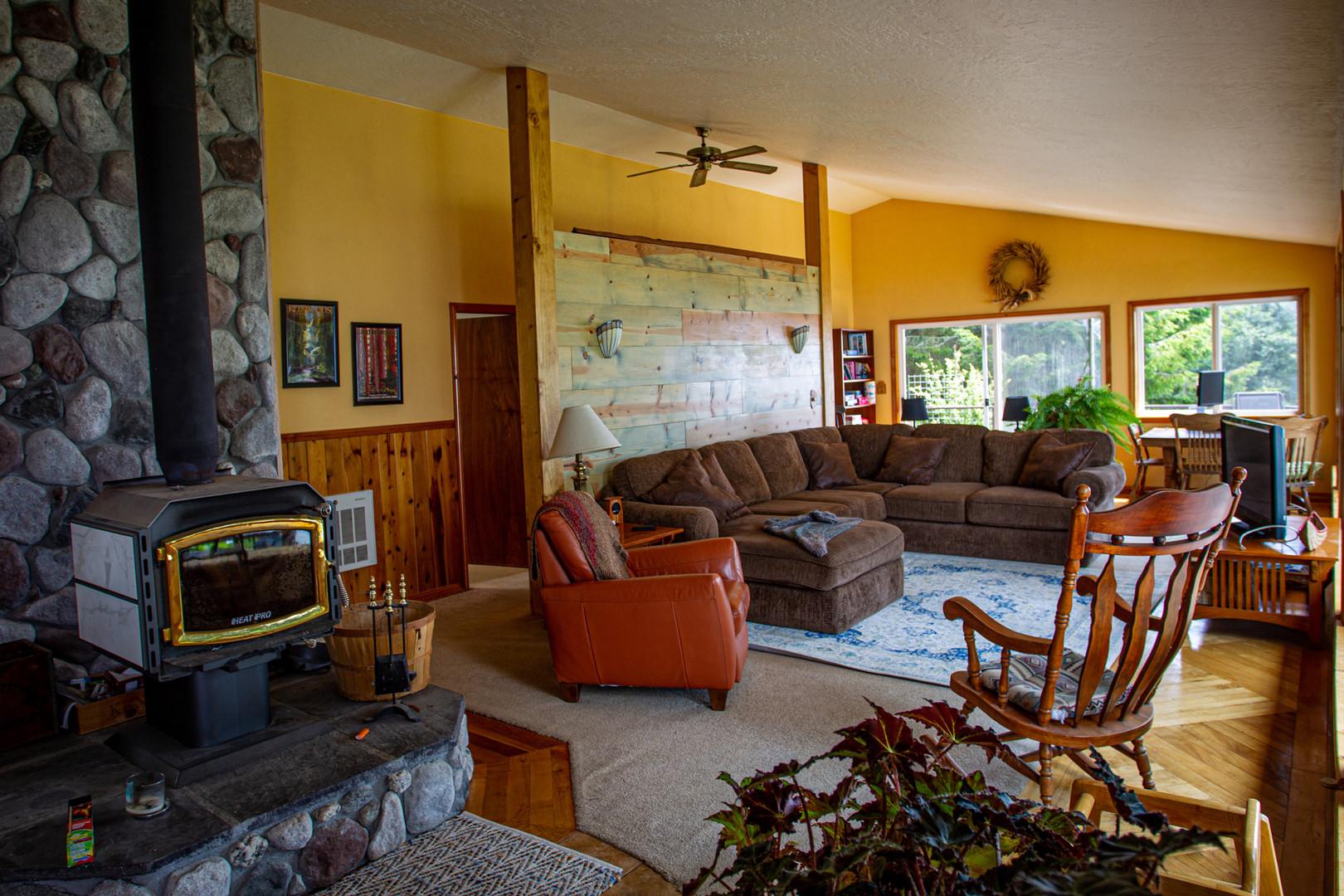 Requa House Living Room