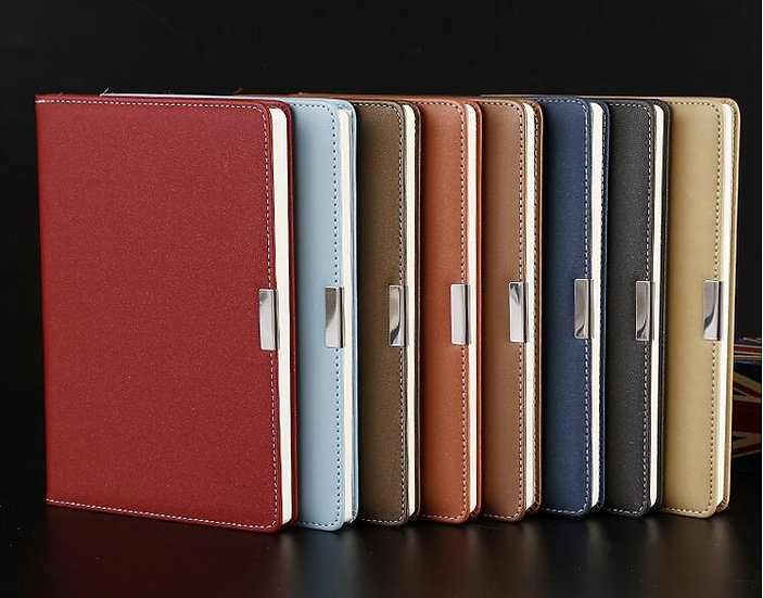 Executive Style PU Leather Daily Planner / Journal