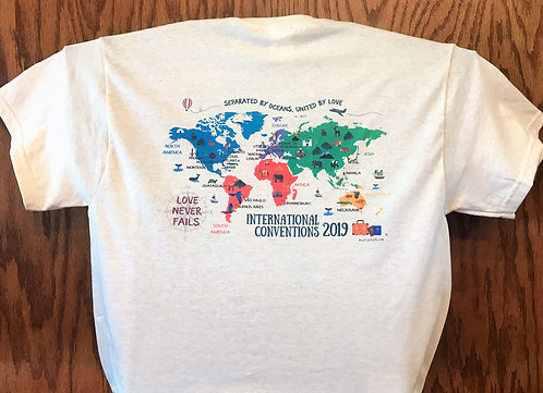 2019 International Convention Gildan Cotton T-Shirt (Short Sleeve)