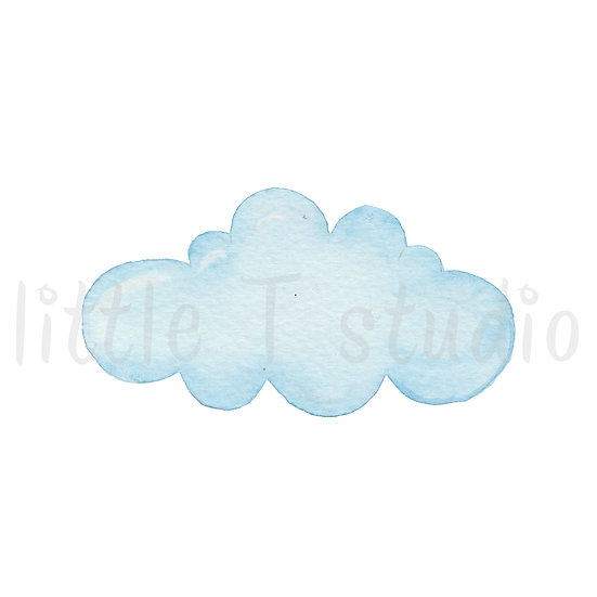 Cloudy Day Stickers - Style 453M or 469M