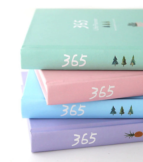 365 Life Planner / Daily Journal