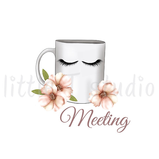 Cozy Home Meeting Stickers - Style 1117 or 309M