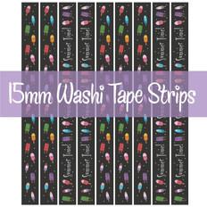 Summer Popsicle Washi Tape