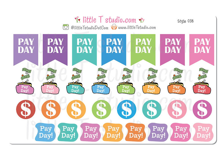 Pay Day Variety Pack - Style 038