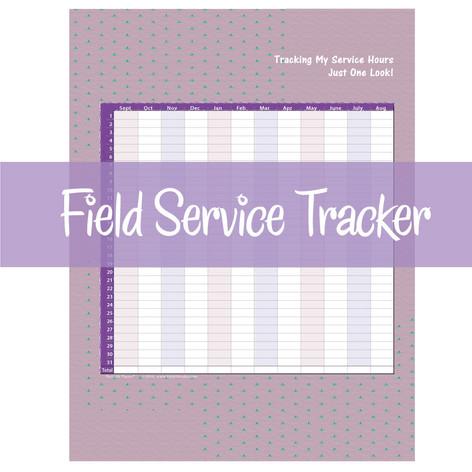 Field Service Tracker