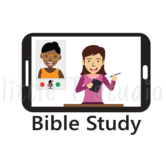 Bible Study Stickers - Sister - Style 1032