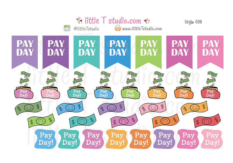 Pay Day Variety Pack - Style 039