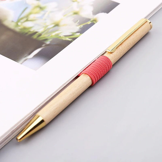 Single Loop Pen Holder - 12 Colors to Choose From!