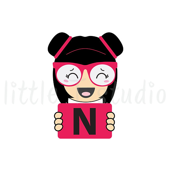 Kawaii Stickers - Time for Netflix - Style 018-K