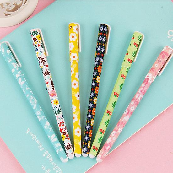 Secret Garden Color Gel Pens 6 Piece Set
